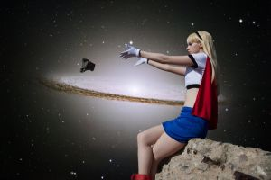 Supergirl: TAS 7 by AliceInTheTARDIS