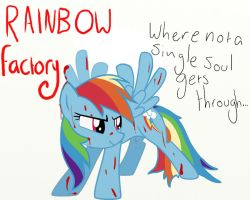 Rainbow Factory by SupporterOfRainbows