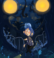 OOHHH CORALINE by jaysica