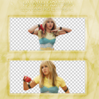 Pack Hannah Montana 26 by PerfectLights
