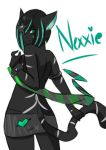 Nexxie Cat by MelancholyMassacre