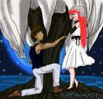 I Know You Want To Dance With Me by Mitsuko17