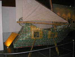 Beer Can Boat by TasermonsPartner