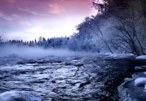 Siberia Winters by Afterrayne