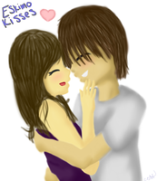 B-C: Eskimo Kisses by ldybg95