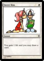 MtG: Sweet Kiss by Overlord-J