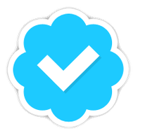 Verified Account Twitter PNG by MIST-Tutorials