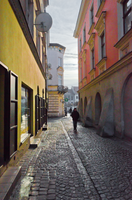 Street of Old Town by marrciano