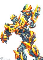 Bumblebee by K-6