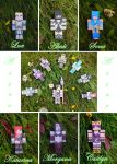 League Of Legends version Minecraft by astre90