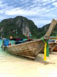 boats phi phi don by LunaCstudioS
