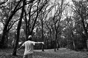 Disc Golf. by 7ach