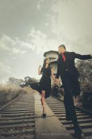 prewedding 2 by vianvin