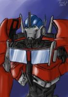Optimus by Barghuest