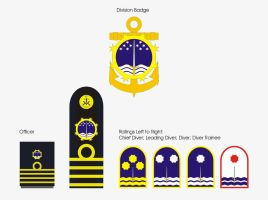 Naval Divers Section by Ienkoron