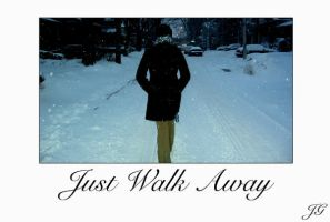 Just Walk Away by seventh