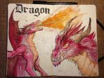 Mythical Journal Entry 1: Dragon by AutumnRulesTheWorld