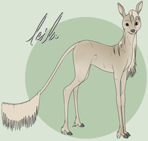 Leila the Fawnling by 3933911