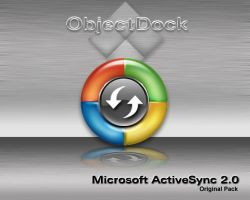 Microsoft ActiveSync Icon by weboso
