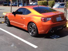 my 2013 Scion F-RS 014 by defusingdanger3
