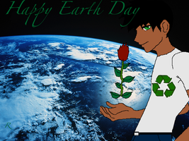 Happy Earth Day by XxMisch13fxX