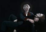 [Les Miserables] la Pieta by MadMoro