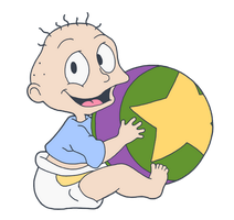 Tommy Pickles by DonkeyInTheMiddle