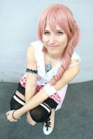 serah farron by FairyScarlet