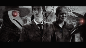 Black Death. - Doctor Who OC. by Alice91