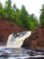 Superior Falls by RavenPhotography