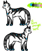 Frost refrence sheet :read description: by TheBlazingEmber