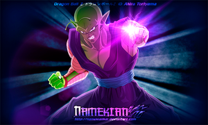 Piccolo - Special Beam Cannon by NamekianKAI