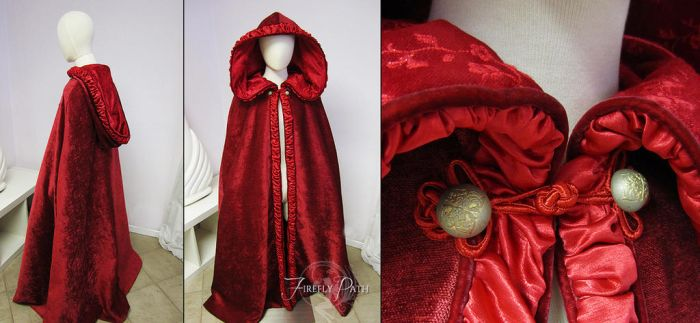 Red Riding Hood by Firefly-Path
