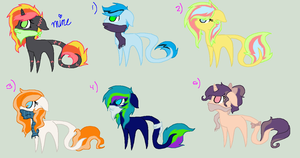 Fable Adopts :D CLOSED by Rainbow-ninja-adopts