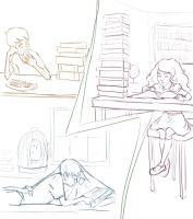 HP.SS.6: Summer Studies by HgwrtsExchngeStdnt