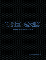 The Grid Cover Alternate Version by andarudaru