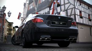 BMW M5 - Arweiler Town Square by MercilessOne