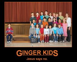Ginger Kids by niboswald