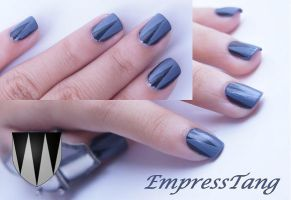 Pily Grey and Black 2 by EmpressTang