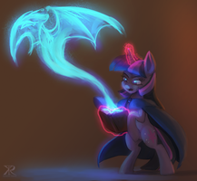 Summoner Twilight by Raikoh-illust