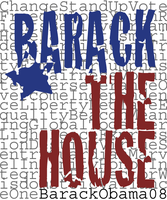 Barack the House by BackAlleyScrapper