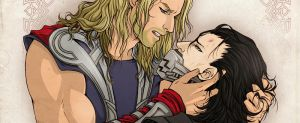 SH BL Antology- ThorKi -ONLINE ORDERS OPEN by Tabe-chan