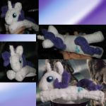 Rarity Plush by YenriStar