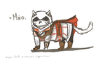 Assassin Kitty Ezio by anastasia100