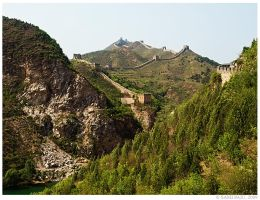 Great Wall 8, Getting Closer by Irreality