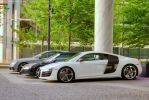 R8 Duo by SeanTheCarSpotter
