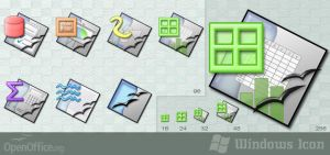 O97 - OpenOffice - Icon by ssx