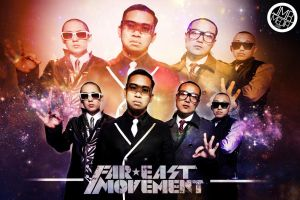Far East Movement Poster by MrJMRDesigns