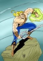 The new adventures He-Man by violencejack666