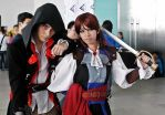 Assassins creed Shay and Elise by faith-xuan